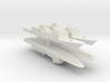 Fincantieri FFG(X) Wargaming x4 3d printed