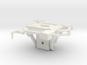 Wisselsteller (handbediend)  3d printed