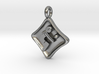 VolleyPendant 012 3d printed