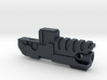PRHI Large Heavy Pistol- Body 3d printed