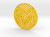 "CSU Ram (Inverted)[1.5""] 3d printed"