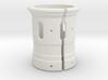 Emitter Shroud - Titan 3d printed