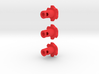 Saber Kill Key w/ Rotational On/Off (Set of 3) 3d printed