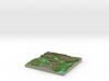 Terrafab generated model Wed Aug 06 2014 16:22:06  3d printed