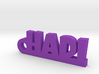 HADI_keychain_Lucky 3d printed