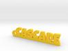 CASCADE_keychain_Lucky 3d printed