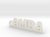 AMRA_keychain_Lucky 3d printed