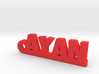 AYAN_keychain_Lucky 3d printed
