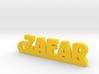 ZAFAR_keychain_Lucky 3d printed