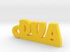 DUA_keychain_Lucky 3d printed
