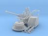 Bofors MKVII 1/48 3d printed