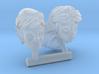 RetroToon Link & Zelda Heads (Multisize) 3d printed