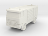 Mercedes Actros Fire Truck 1/144 3d printed