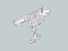 Emplacement Gun Tape V2 COMBAT System Compatible 3d printed
