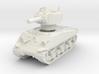 M4A3 Sherman 105mm 1/56 3d printed