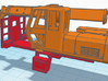 1/64th Truck mount Flatbed for Gradall Excavator 3d printed