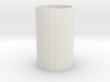 Telescopic spray bottle-cap 3d printed