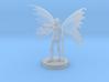 Fairy Folk Female Commoner 3d printed