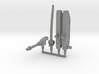 Bludgeon Decoy Suit Weapons 3d printed