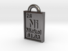 Nickel-62 Isotope Periodic Table Pendant 3d printed