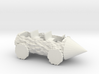 O Scale Barney Rubble Car 3d printed This is a render not a picture