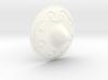 Warrior Goddess Shield 3d printed