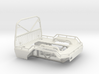 Truckbed to fit SCX10 Frame 3d printed