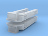 Goldh AST-1 X 1360 (6×6) Tractor (x2) 1/350 3d printed