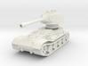 VK.7201 (K) Tank 1/87 3d printed