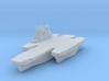 Near future carrier trimaran 3d printed