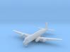 DC-6B/C-118 w/Gear (CW) 3d printed