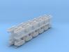 Stryker MGS esc: 1:700 24x group 3d printed