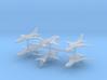 1/700 Su-22 (x6) 3d printed