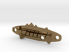 ^fishing lure goldy 3d printed