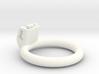 Cherry Keeper Ring - 44mm Flat +2° 3d printed