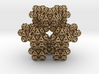 Fractal Vector Equilibriums (Cuboctahedrons)  3d printed