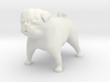 S Scale Pug 3d printed This is a render not a picture