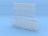 BSG Upgrade set Combo A 1/4105 SWFUD-4105-005 3d printed