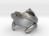 Bear Ring 3d printed