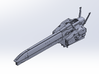 LOGH Imperial Beowulf 1:8000 3d printed
