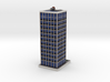 Residential tower 2x2 3d printed