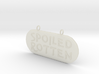 Spoiledpend-MM-02 3d printed