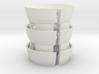 Emitter Shroud - Omicron 3d printed