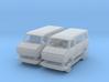 Van & minibus Fiat/PSA - TT 1:120 3d printed