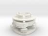 Geodimeter Model 6 - Base 1/4 scale 3d printed