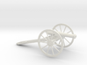 1/48 Scale American Civil War Cannon M1857 12- Pou 3d printed
