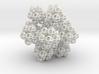 Fractal Cluster - Vector Equilibrium Genesa Sphere 3d printed