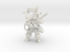 Tech Knight 3d printed