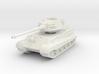 Tiger II H (skirts) 1/144 3d printed