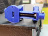 1/10 scale Working Vice for Diorama or Garage 3d printed
